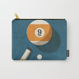 BILLIARDS / Ball 9 Carry-All Pouch