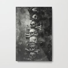 Once Were Warriors II. Metal Print