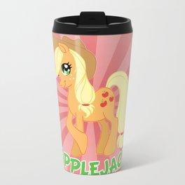MLP FiM: Applejack Travel Mug