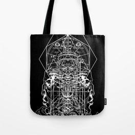 Eye of Horus Eye of Ra Tote Bag