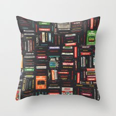 Atari Throw Pillow