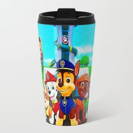Paw Patrol Travel Mug