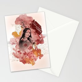 Shakespeare Ladies #2 Stationery Cards