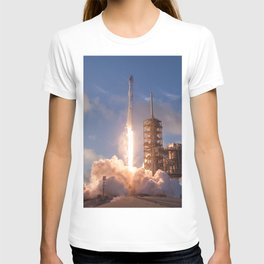 SpaceX Launch T-shirt