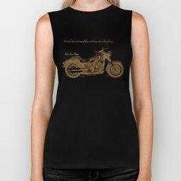 Travel Plan Biker Tank
