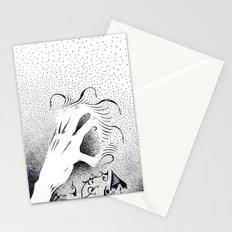 To Grasp Creativity Stationery Cards