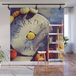 Signs: Clarkdale Farms Wall Mural