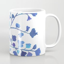 Purple Fern Coffee Mug