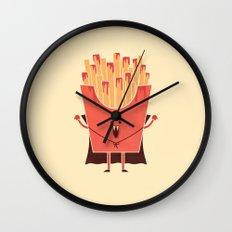 Nospotatu Wall Clock