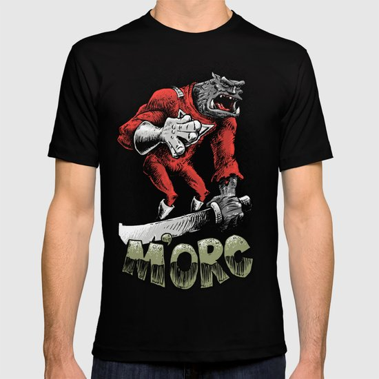 m'orc from orc T-shirt