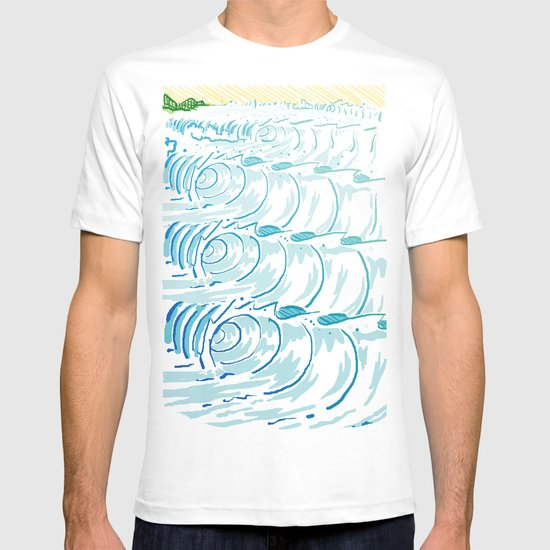 BIG WAVE T-shirt
