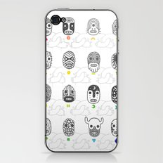 (The Ghosts of our) Forefathers iPhone & iPod Skin