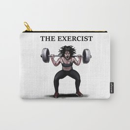 The Exorcist for Gym Workout Carry-All Pouch