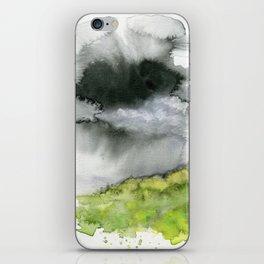 Summer's Rain iPhone Skin
