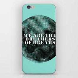 Lunar Dreams iPhone Skin