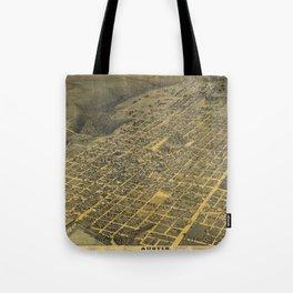 Austin 1887 Tote Bag