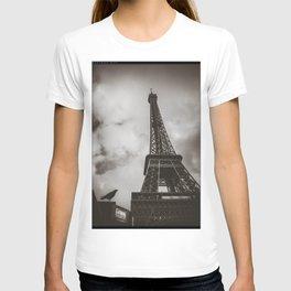 Paris shot T-shirt