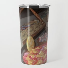 Candy Store Perspective Travel Mug