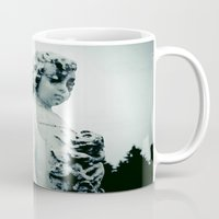outdoor Mugs featuring Outdoor angel by Vorona Photography