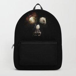 Cave Skull Backpack