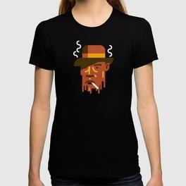 Let me with the devil T-shirt