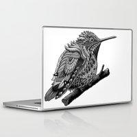 hummingbird Laptop & iPad Skins featuring Hummingbird by BIOWORKZ