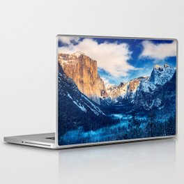 Yosemite Valley, CA Laptop & iPad Skin