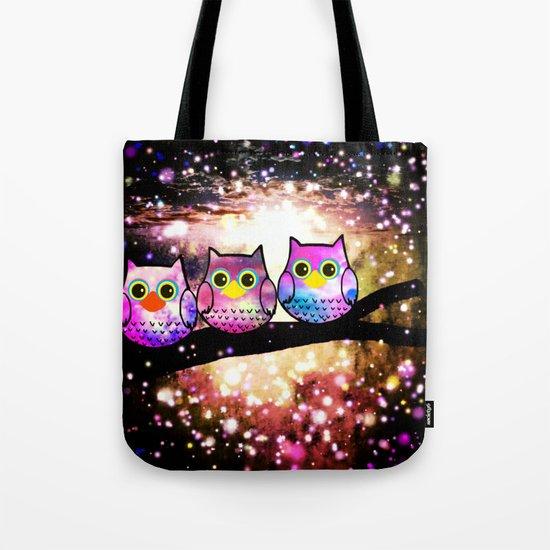 owl-100 Tote Bag
