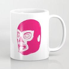 Pink Luchador Mug