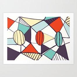 Pica Art Print
