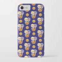 kuroko iPhone & iPod Cases featuring BASKETBALL BOYFRIENDS (BLUE) by Kura