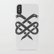 The Infinity iPhone X Slim Case