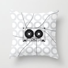 LINKED Throw Pillow