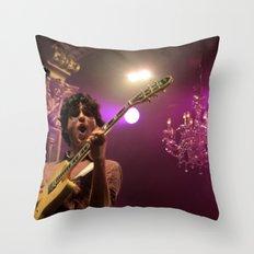 ezra koenig // vampire weekend Throw Pillow