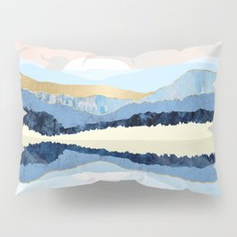 Winter Reflection Pillow Sham