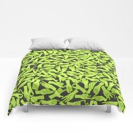 Visual English I Comforters