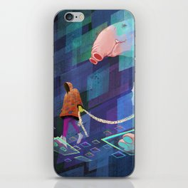 Confidence iPhone Skin