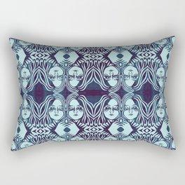 sister, sister Rectangular Pillow