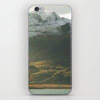 alaska iPhone & iPod Skins featuring Alaska by Parissis