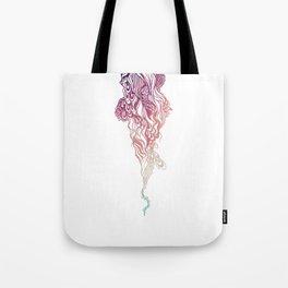 Melting pink Tote Bag
