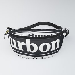 NEW ORLEANS FRENCH QUARTERS Fanny Pack