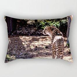 Cheetah Rectangular Pillow