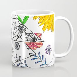 Bet You Guessed I Like Flowers Coffee Mug