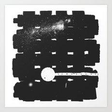 Worm Art Print