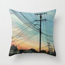 Interwebs Throw Pillow