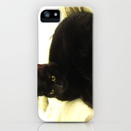Queen Kitty 2795 iPhone Case
