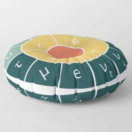 Standard Model Floor Pillow