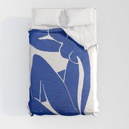 Henri Matisse - Blue Nude 1952 - Original Artwork Reproduction Comforters