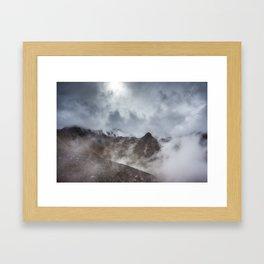 Salkantay 5 Framed Art Print
