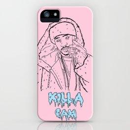 KILLA CAM iPhone Case